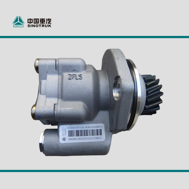 Steering gear pump