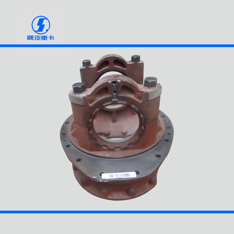 Differential housing assy